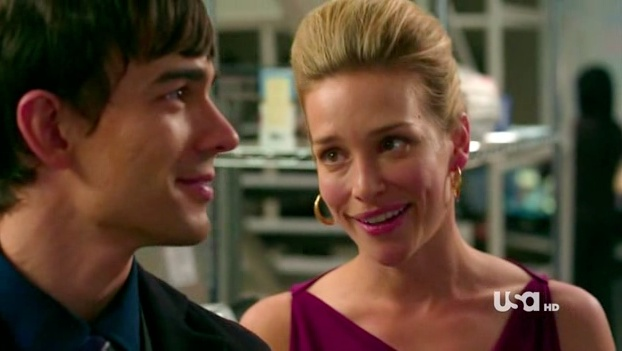 Quick thoughts on Covert Affairs pilot