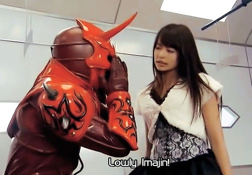 Den-O 2: In which Hana's pattern of Momo abuse surfaces