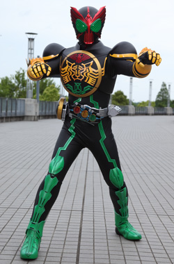 Kamen Rider Os