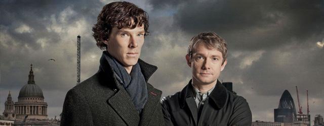 Shiny new Sherlock Holmes