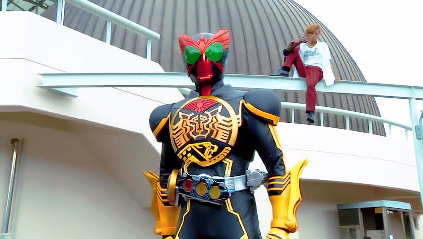 Kamen Rider OOO 4