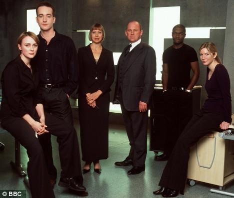 "Spooks series 1 and 2, and ""spy show tropes"""