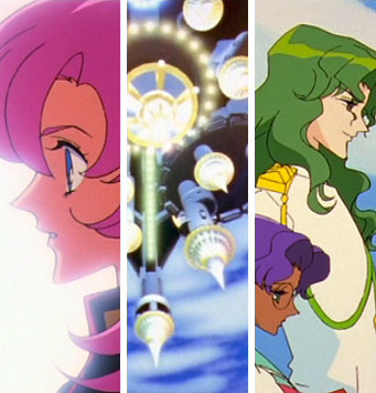 Revolutionary Girl Utena ep 1: The Rose Bride