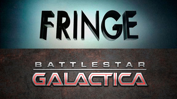 Late to the party: Fringe & Battlestar Galactica