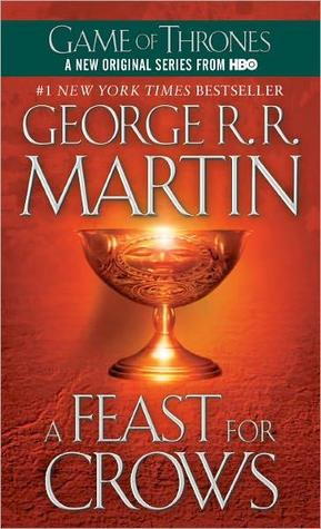 "Finished ""A Feast For Crows"""