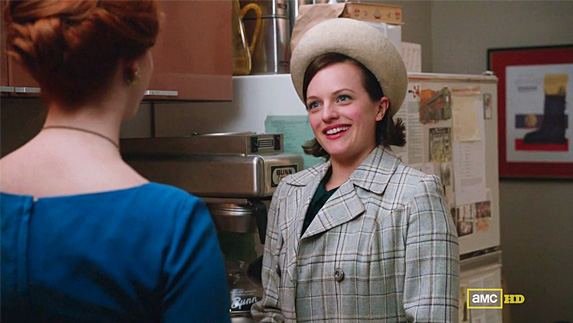 Catching up with Mad Men's Joan and Peggy