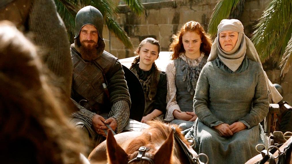 Game of Thrones – Sansa I: The Stark sisters