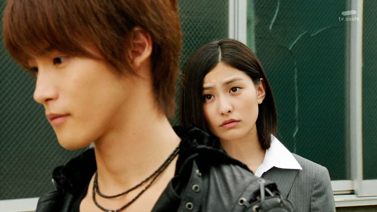 Kamen Rider Wizard first impressions: Haruto and Rinko