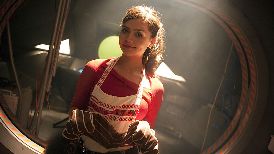 Asylum of the Daleks - Oswin