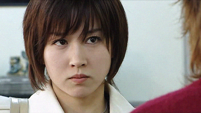 Reiko, Shinji and plunging into danger: Ryuki episode 2