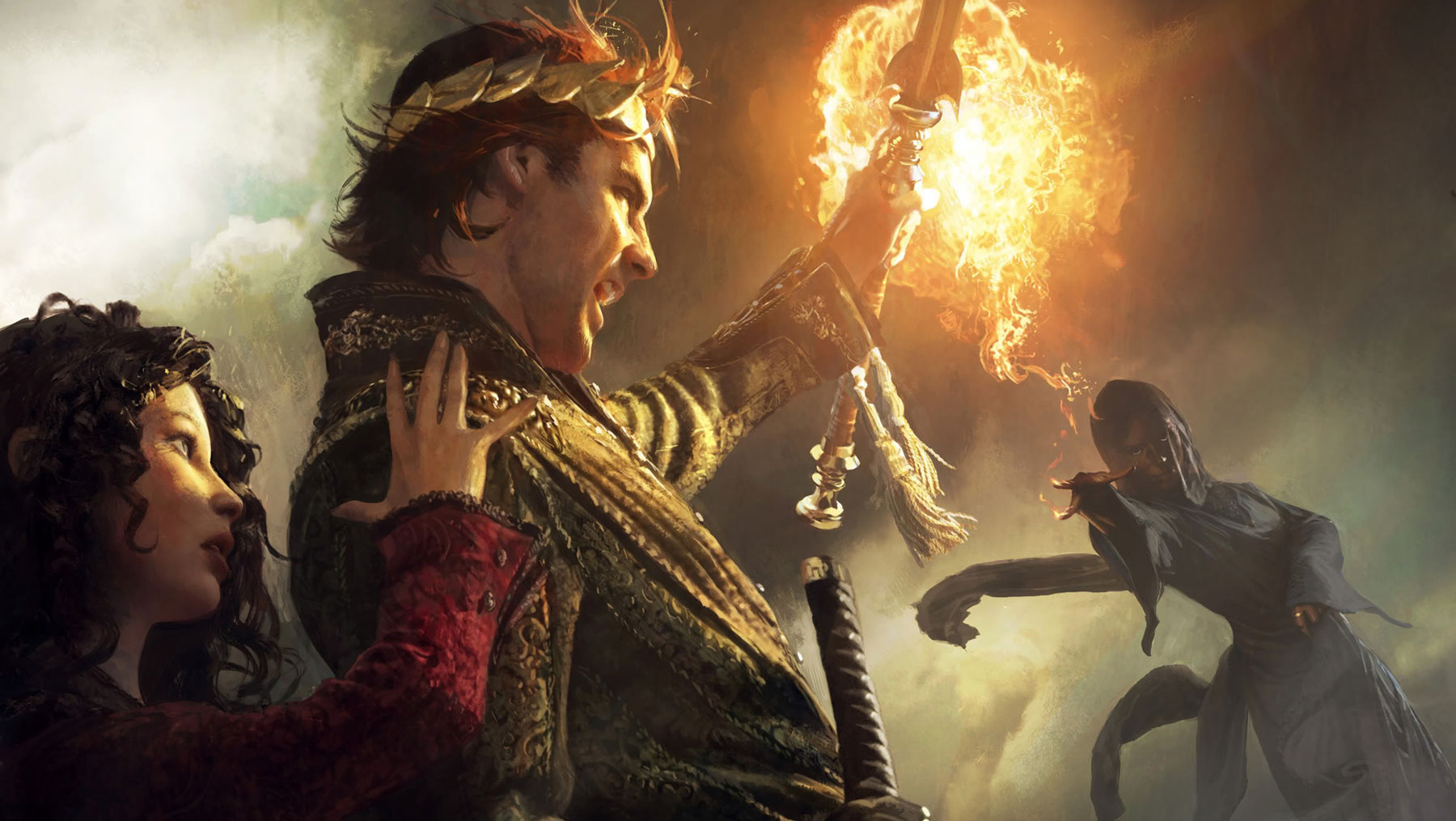 "Expectation and dread, or ""The Wheel of Time"" is going to be a tv series"